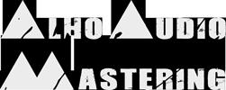 Alho Audio Mastering